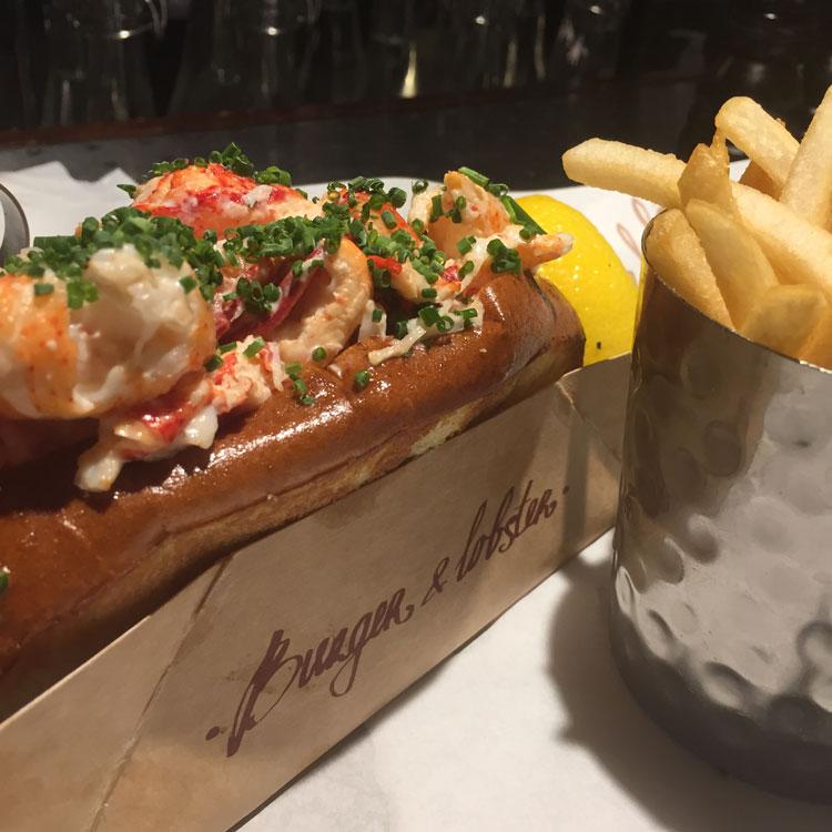 Burguer & Lobster, para fãs de hambúrguer e lagosta!