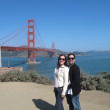 Califórnia começando com 4 dias em São Francisco.