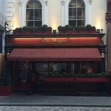 Clos Maggiore, o restaurante mais romântico de Londres!