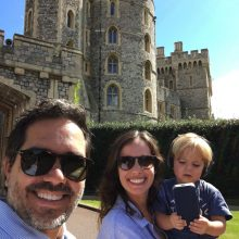 Final de semana em Windsor com Legoland!