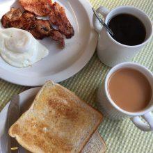Regency Cafe – para começar o dia com o tradicional 'English Breakfast'!
