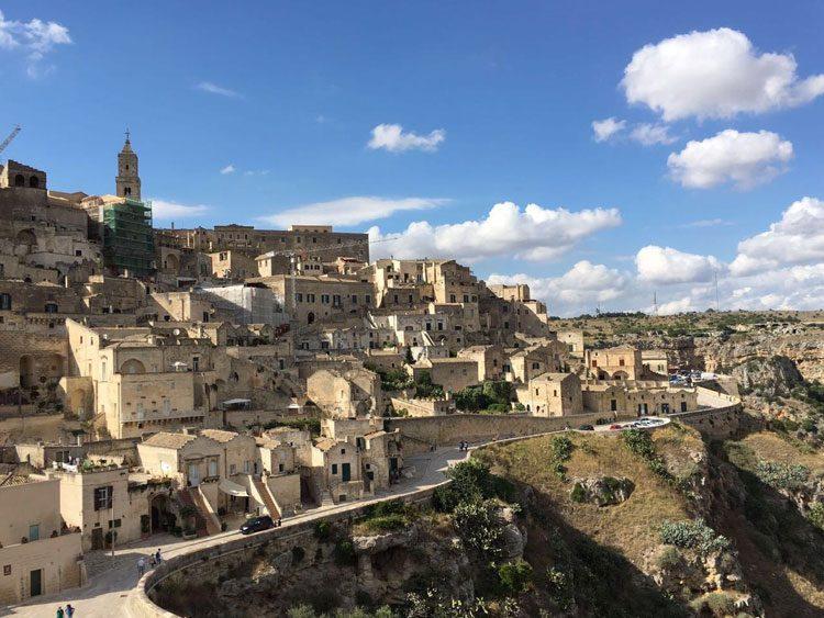 vista-matera-basilicata-italia