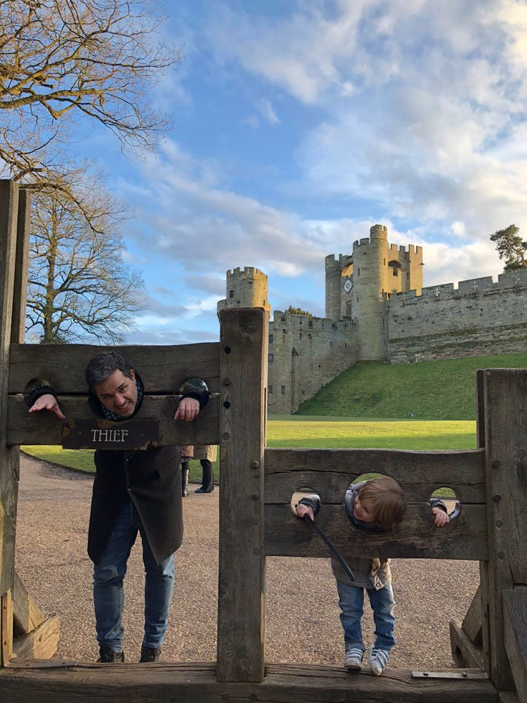 familia-castelo-warwick