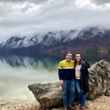 Bled e Bohinj na Eslovênia