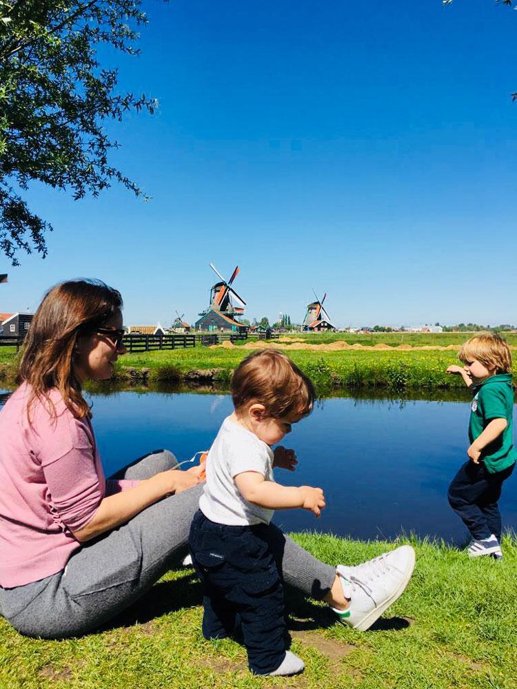 Haarlem e Zaanse Schans, mais moinhos e tradições holandesas!