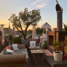 Rooftops; como aproveitar o verão em Londres