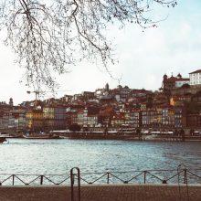 Nas margens do Douro, 3 dias em Porto