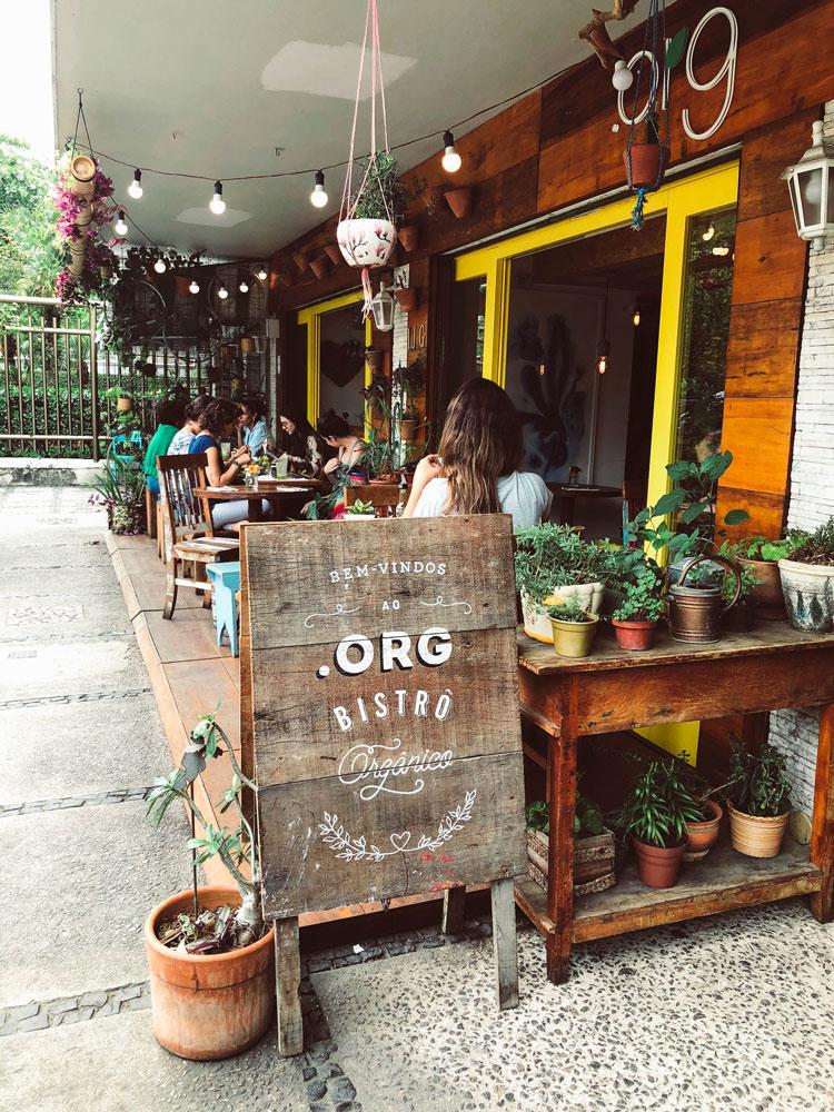 Guia de Restaurantes – Rio de Janeiro