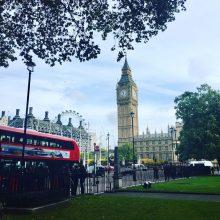 Londres, nossa segunda casa!