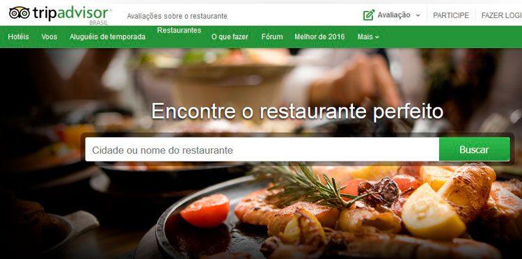 site-tripadvisor-dicas-restaurantes