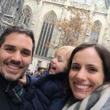 Qual é o melhor momento para viajar com filhos? Para mim é agora!