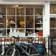 Restaurante Ottolenghi em Londres; comfort food com influência mediterrânea