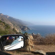 Road trip pela Califórnia. Onde parar entre São Francisco e Los Angeles?!