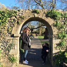 Canterbury, um passeio pelo interior da Inglaterra.