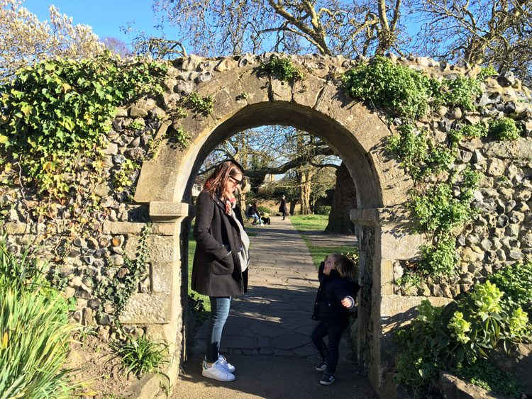 west-gate-garden-canterbury