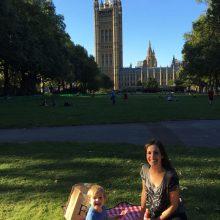 Onde fazer picnics em Londres!