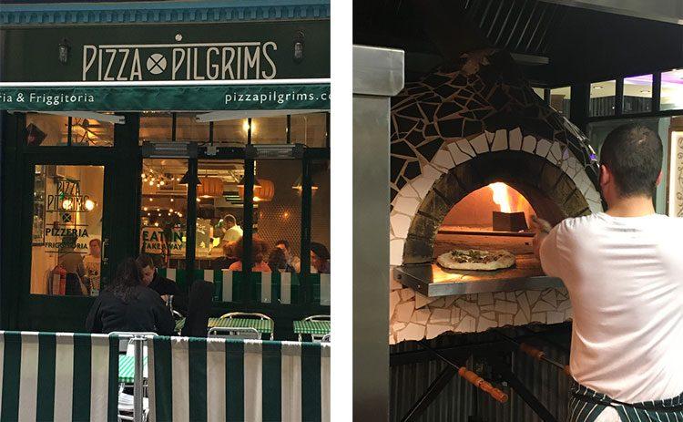 pizzaria-pilgrims-londres