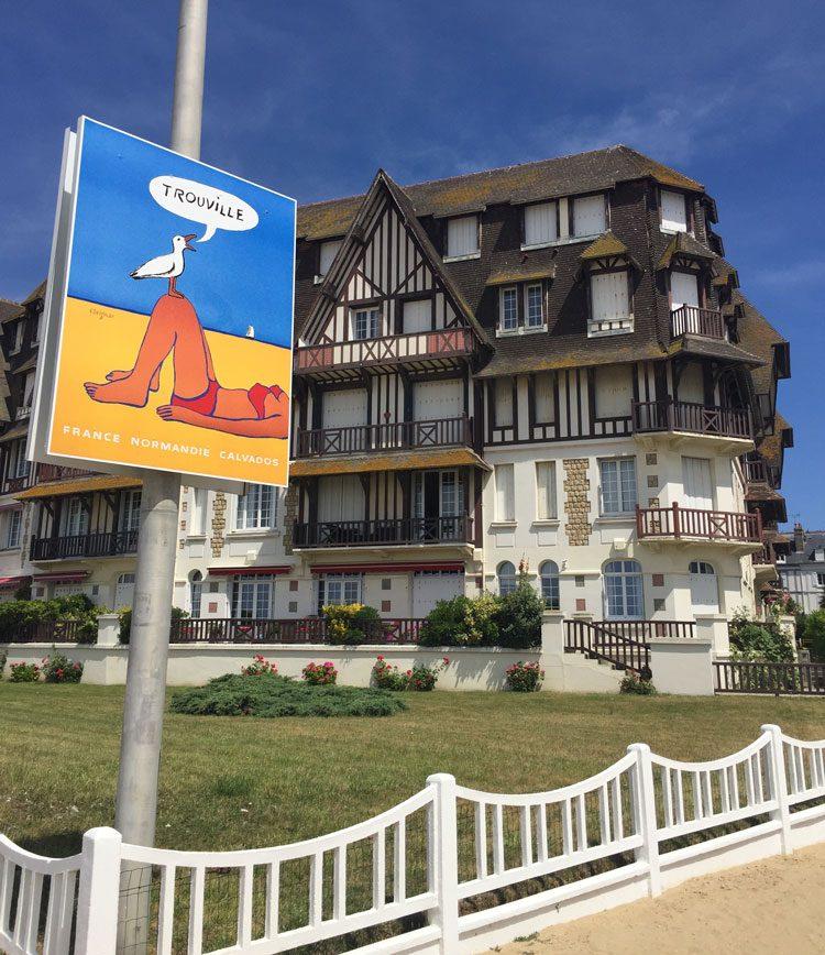 trouville-praia-normandia-franca