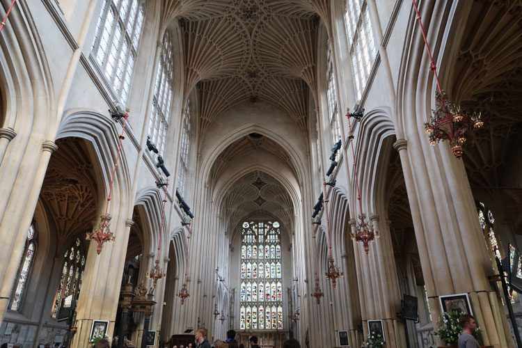 catedral-bath-uk-interior