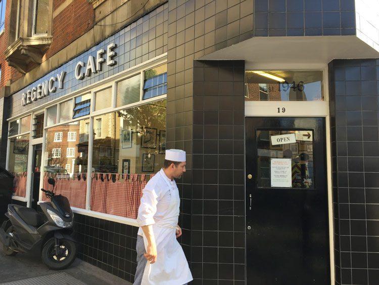 entrada-regency-cafe-londres