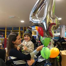 Festas infantis em Londres