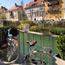 Última parada: Lubliana a capital eslovena