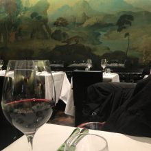 Restaurante Rex Whistler, uma bela surpresa dentro do Tate Britain