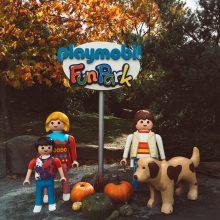 Playmobil FunPark em Nuremberg na Alemanha