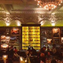 Berners Tavern – cozinha britânica estrelada!