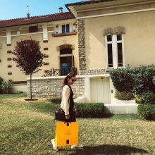 Um dia em Reims na região de Champagne – França