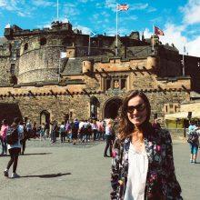 Final de semana em Edimburgo – Escócia