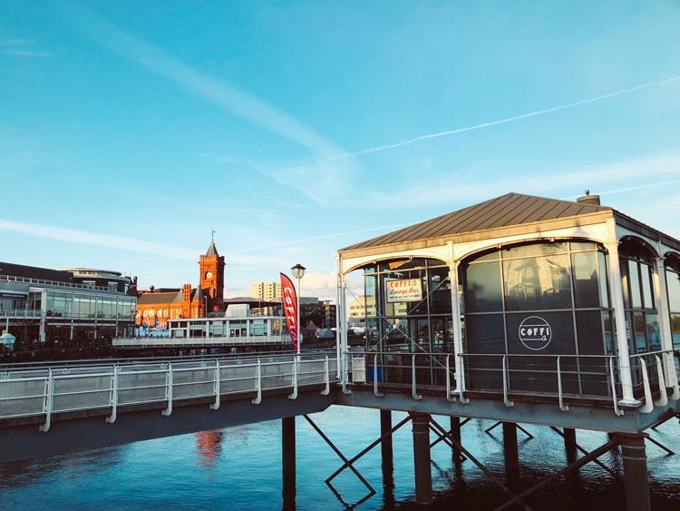 Restaurantes em Cardiff