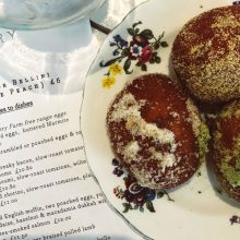 London Brunch – The Modern Pantry