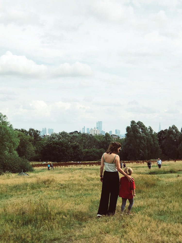 Hampstead-Heath-Londres