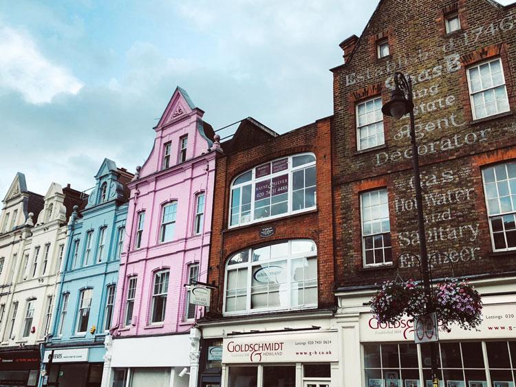 Hampstead-Londres