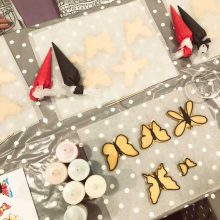 London – Icing biscuits workshop at Biscuiteers!
