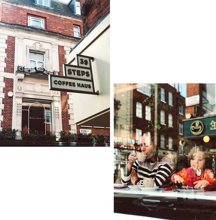 39-Steps-Coffe-Haus-Soho-London