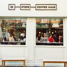 Londres – 39 Steps Coffee Haus